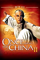 Image of Once Upon a Time in China II