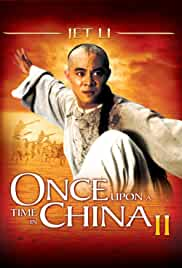 Once Upon a Time in China II (1992) BluRay 720p 1.1GB [Hindi DD 2.0 – Chinese 2.0] ESubs MKV