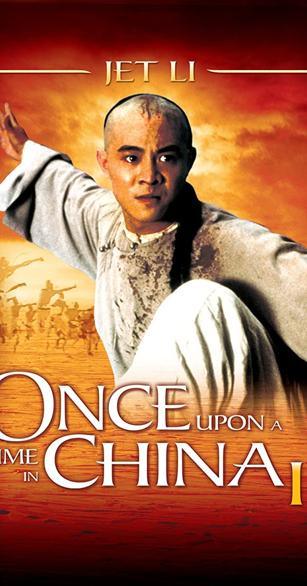 Once Upon a Time in China II 1992 BRRip