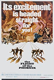 The Flight of the Phoenix (1965) Poster - Movie Forum, Cast, Reviews