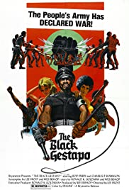 The Black Gestapo (1975) Poster - Movie Forum, Cast, Reviews