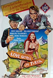 Love-Hotel in Tirol Poster