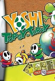 Yoshi Topsy-Turvy Poster