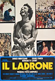 Il ladrone (1980) Poster - Movie Forum, Cast, Reviews