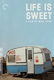 Life Is Sweet (1990) Poster - Movie Forum, Cast, Reviews