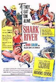 Shark River Poster