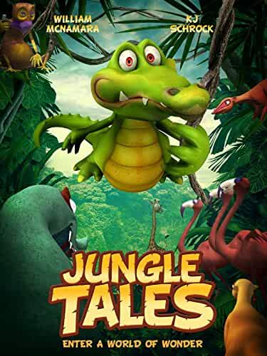Jungle Tales 2017 English 720p HDRip full movie watch online freee download at movies365.ws