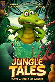 Jungle Tales Poster
