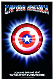 Captain America (1990) Poster - Movie Forum, Cast, Reviews