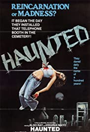 Haunted(1977) Poster - Movie Forum, Cast, Reviews