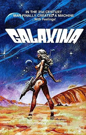 Galaxina poster
