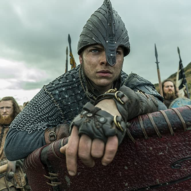 Alex Høgh Andersen in Vikings (2013)