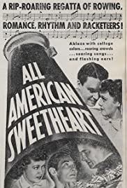 All-American Sweetheart Poster