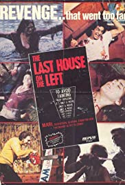 It's Only a Movie: The Making of 'Last House on the Left' Poster