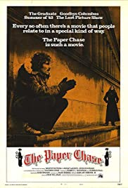 The Paper Chase (1973) Poster - Movie Forum, Cast, Reviews