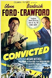 Convicted(1950) Poster - Movie Forum, Cast, Reviews