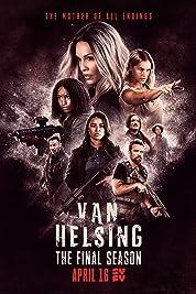 Van Helsing - Season 5 (2021) poster