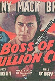 Boss of Bullion City Poster