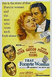That Forsyte Woman(1949) Poster - Movie Forum, Cast, Reviews