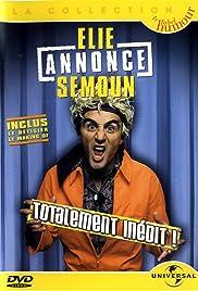 Elie annonce Semoun Poster