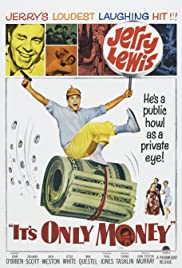 It's Only Money (1962) Poster - Movie Forum, Cast, Reviews
