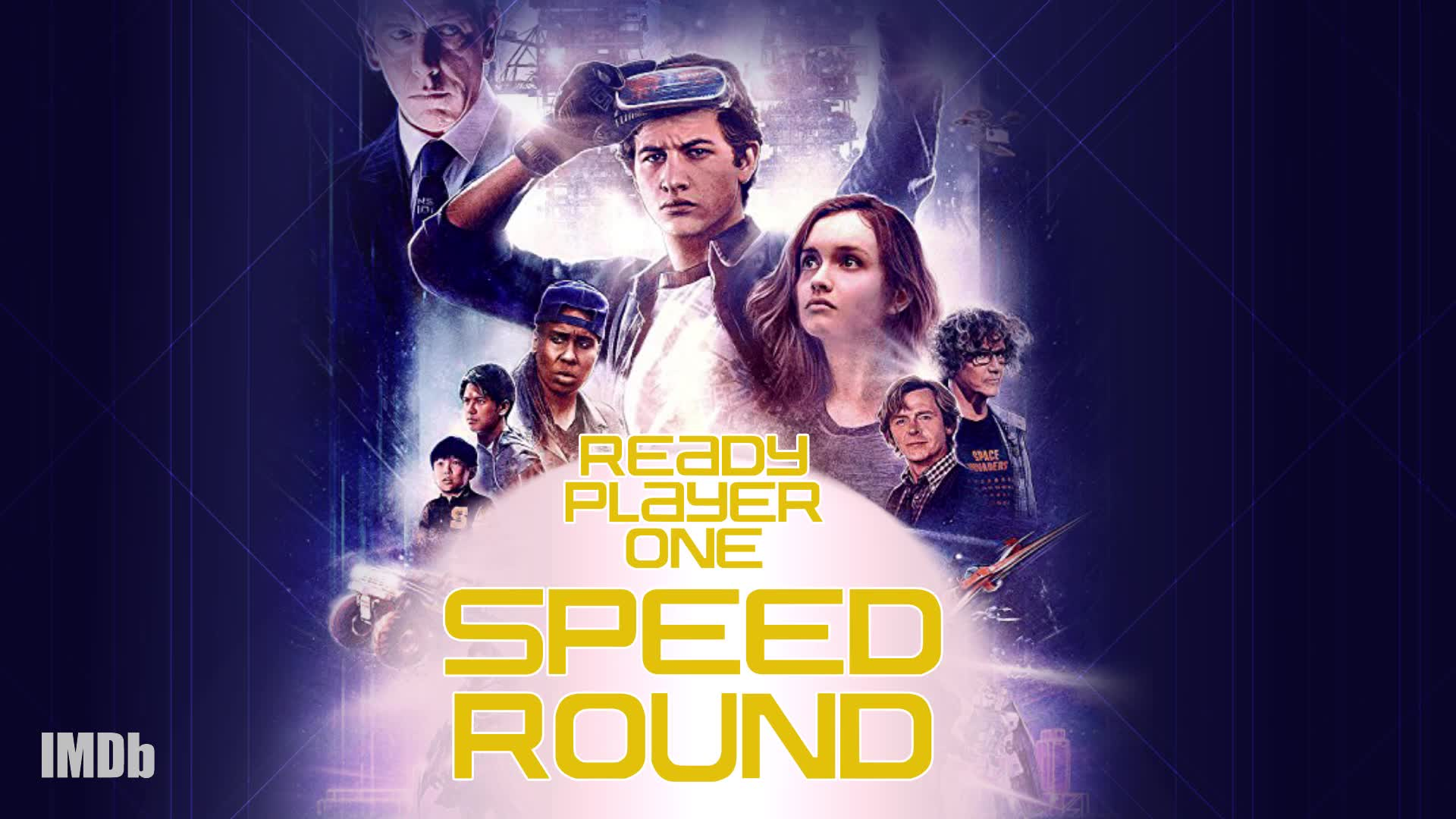 Ready Player One Speed Round From The Imdb Show