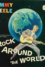 Rock Around the World Poster