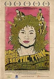 Ang babae sa septic tank Poster