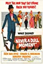 Never a Dull Moment (1968) Poster
