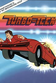 Turbo Teen Poster