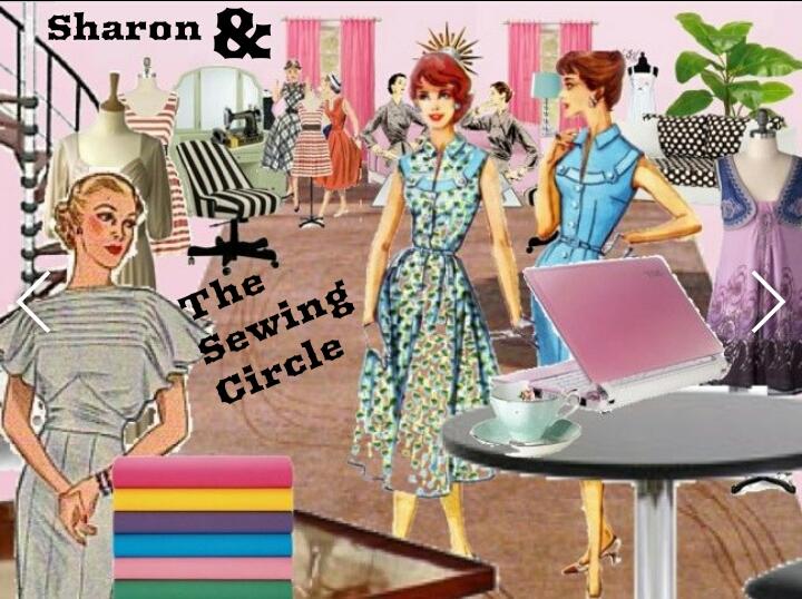 Sharon & the Sewing Circle (2017)