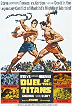 Primary image for Duel of the Titans