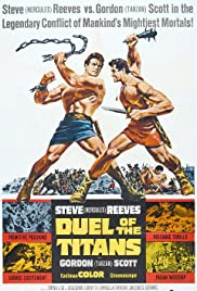 Duel of the Titans Poster