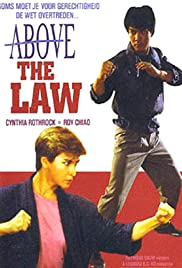 Above the Law(1986) Poster - Movie Forum, Cast, Reviews