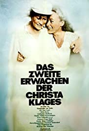 The Second Awakening of Christa Klages (1978) Poster - Movie Forum, Cast, Reviews