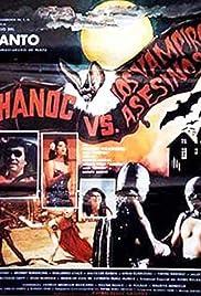 Chanoc y el hijo del Santo contra los vampiros asesinos Poster