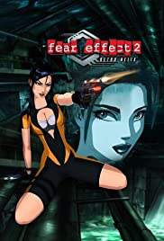 Fear Effect 2: Retro Helix Poster
