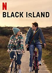 Black Island (2021) poster