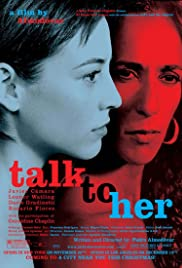 Talk to Her (2002) Poster - Movie Forum, Cast, Reviews
