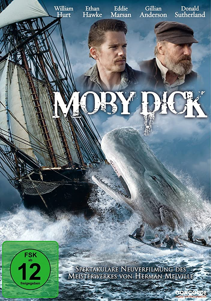 a movie review of moby dick