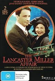 The Lancaster Miller Affair Poster