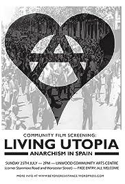 Vivir la utopía Poster