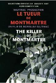 Le tueur de Montmartre Poster