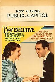 Big Executive Poster