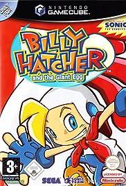 Giant Egg: Billy Hatcher no daibouken Poster