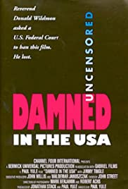 Damned in the U.S.A. Poster