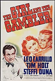 The Girl and the Gambler Poster