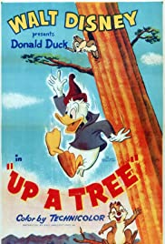 Up a Tree Poster