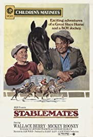 Stablemates(1938) Poster - Movie Forum, Cast, Reviews