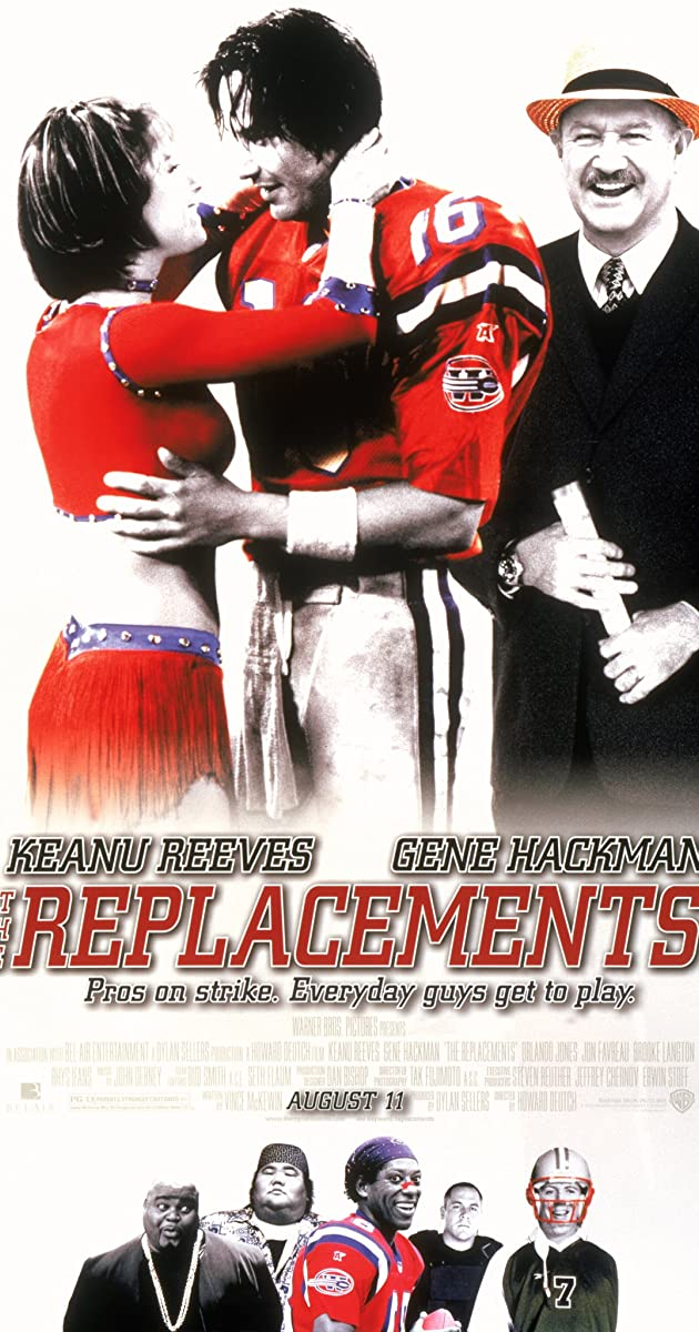 The Replacements Football Movie